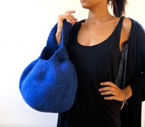 Le grand Knotbag de So Wool So Cool